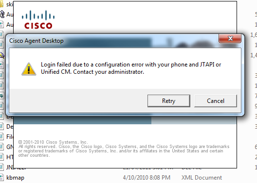 another device on the network is using your computer's ip address (172.20.20.20).